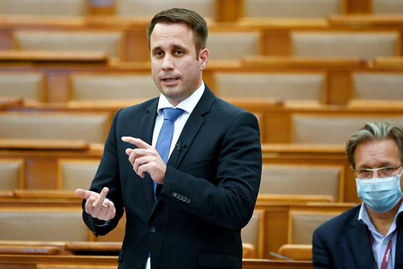 Dömötör Csaba: Érzéketlen és szívtelen az ellenzék