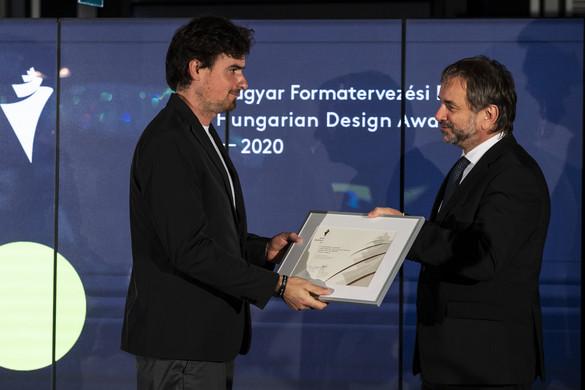Átadták a Magyar Formatervezési Díjakat és a Design Management Díjat