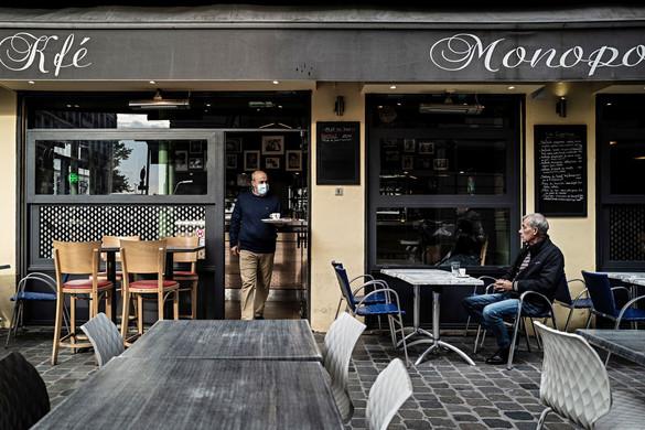 Kijárási tilalom jön a francia nagyvárosokban