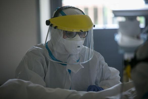 1374-gyel nőtt a fertőzöttek száma Magyarországon