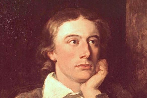 Kétszázhuszonöt éve született John Keats