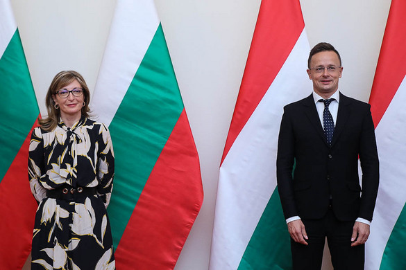 Szijjártó: A bolgár nemzetiség megbecsült része a magyar társadalomnak