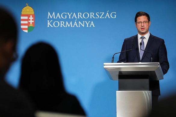 Gulyás: A magyar gazdaságvédelem az egyik legsikeresebb a munkaerőpiac tekintetében