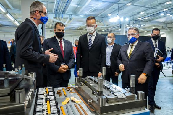 Versenyképesség-növelő támogatásból fejleszt a Tungsram zalaegerszegi gyára