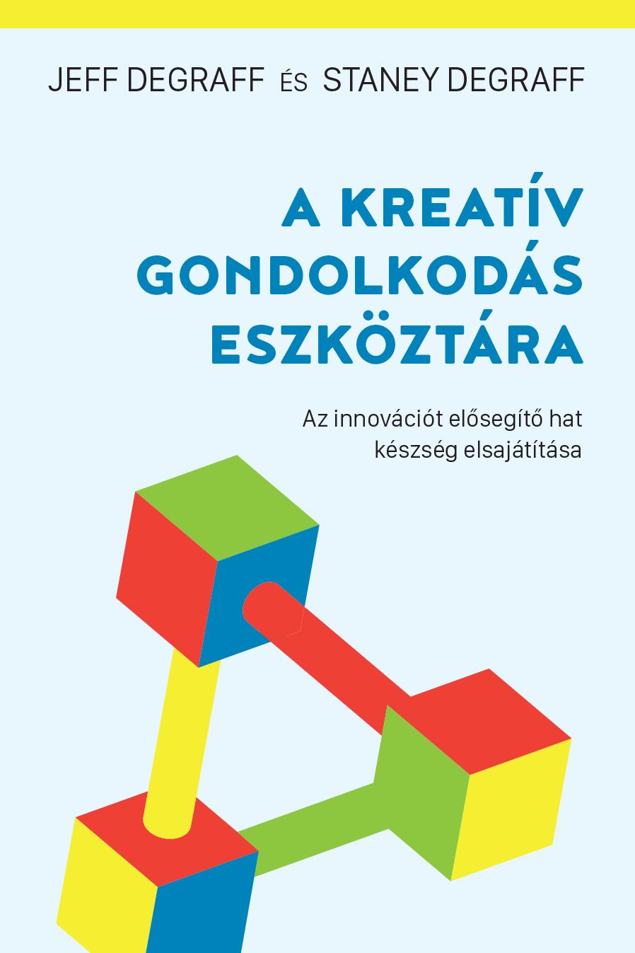A kreatív gondolkodás eszköztára című kötet, valamint a Pallas Athéné Könyvkiadó (PABooks) korábban megjelent kiadványai megvásárolhatók a PABooks könyvesboltjában, a Bölcs Várban, valamint webáruházában, a www.pallasathenekiado.hu oldalon