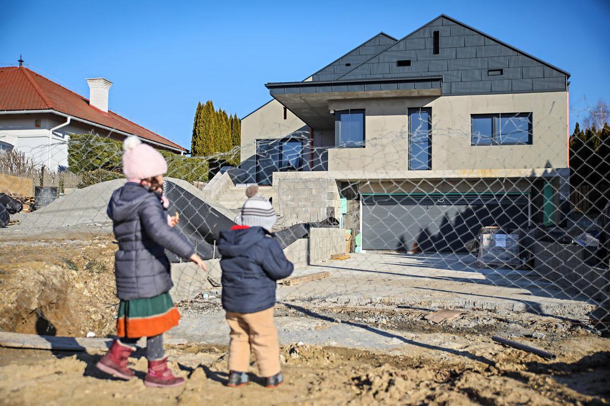 A kedvezmények által könnyebb belevágni egy családi ház építésébe