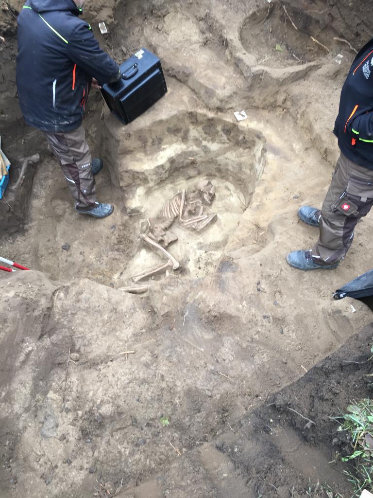 A leletek kora körülbelül 3000-3500 év lehet