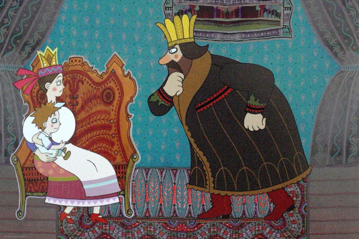 A Magyar népmesék rajzfilmsorozatot százhetven országban mutatták be