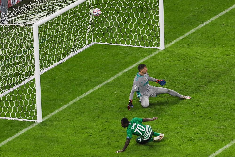 Franck Boli szépítő gólja a 90. percben