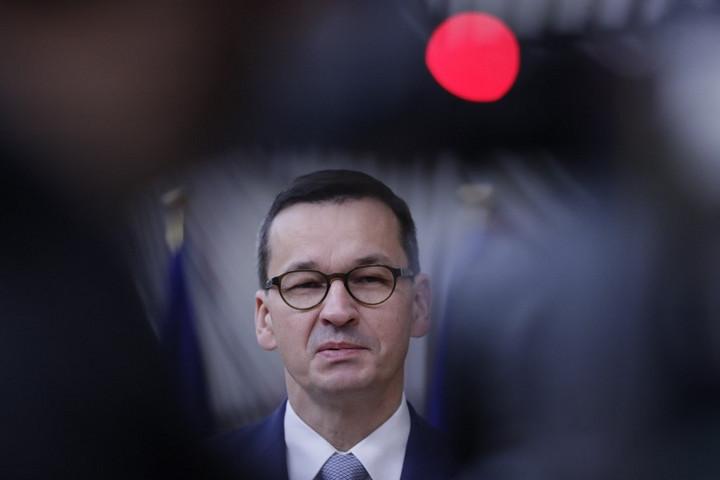 Morawiecki: A jogállamiságot nem lehet propagandista furkósbotként használni