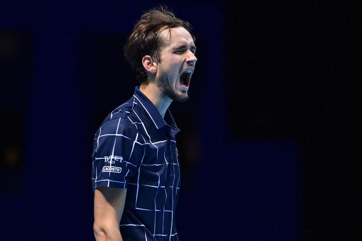 Danyiil Medvegyev nyerte az ATP-világbajnokságot