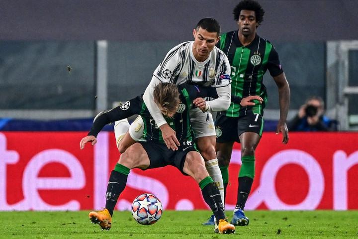 Hajrában kapott góllal vereséget szenvedett a Fradi a Juventus otthonában