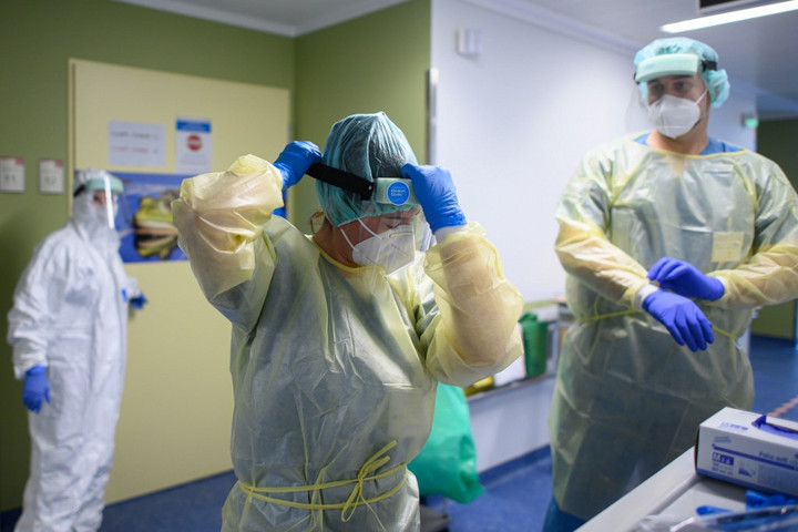 A fertőzöttek száma már több mint 56,8 millió világszerte