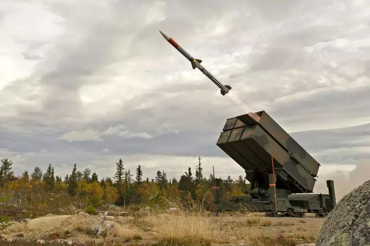 Csúcskategóriás rakétarendszer