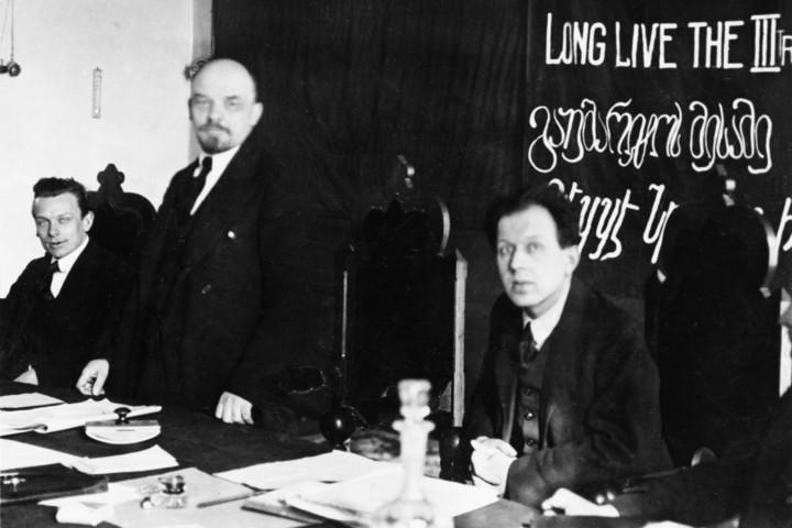 Lenin, a német ügynök