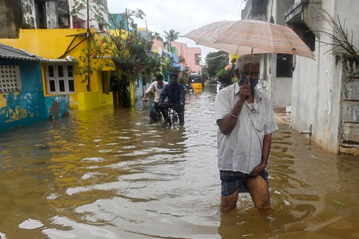 Újabb ciklon pusztít Indiában