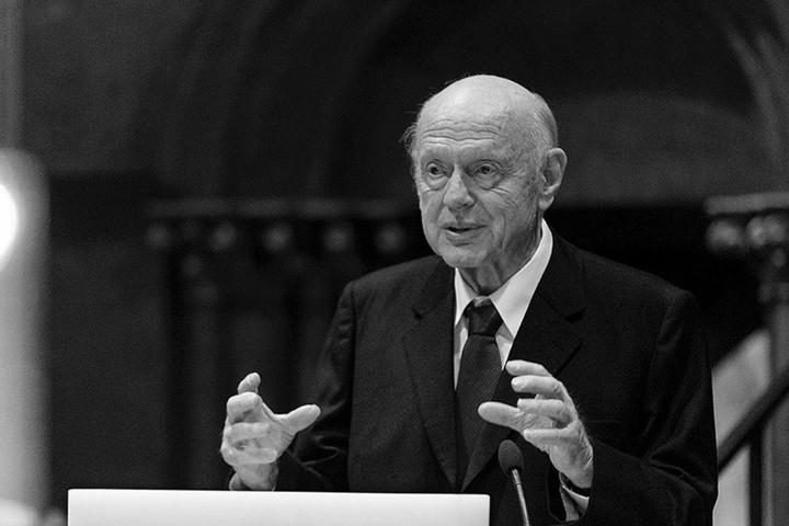 Meghalt Halzl József, a Rákóczi Szövetség tiszteletbeli elnöke