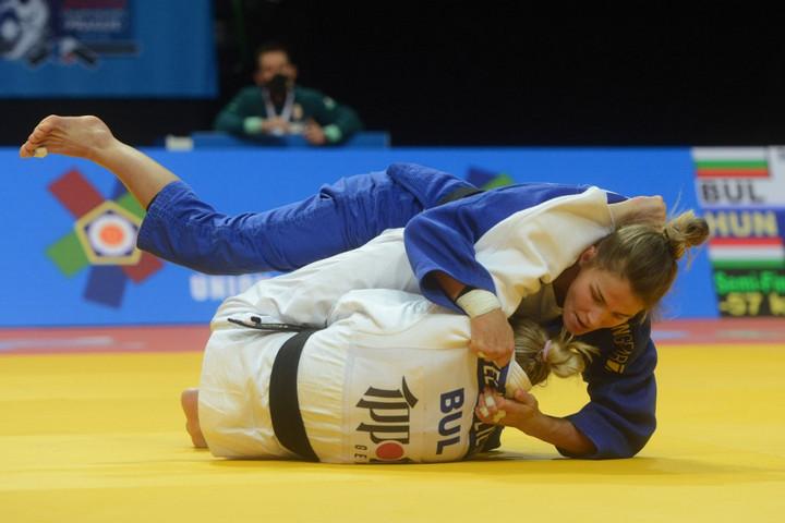 Karakas Hedvig aranyérmes az Európa-bajnokságon