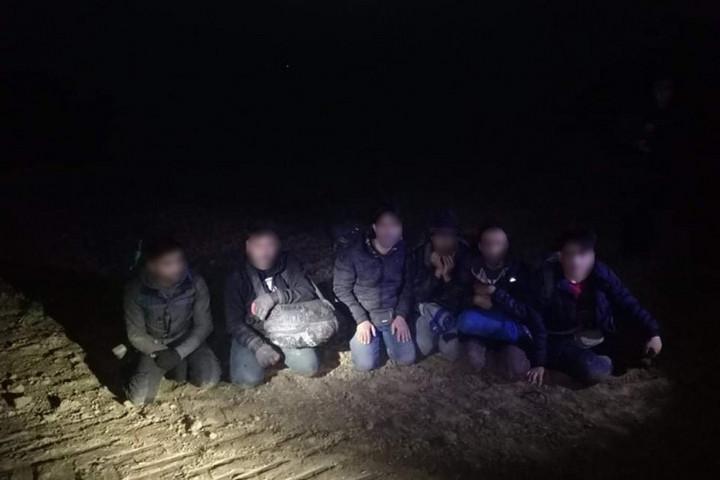 Ötszáznál is több határsértő ellen intézkedtek a hétvégén