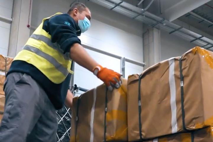 Egymillió tabletta favipiravir ékezett Kínából