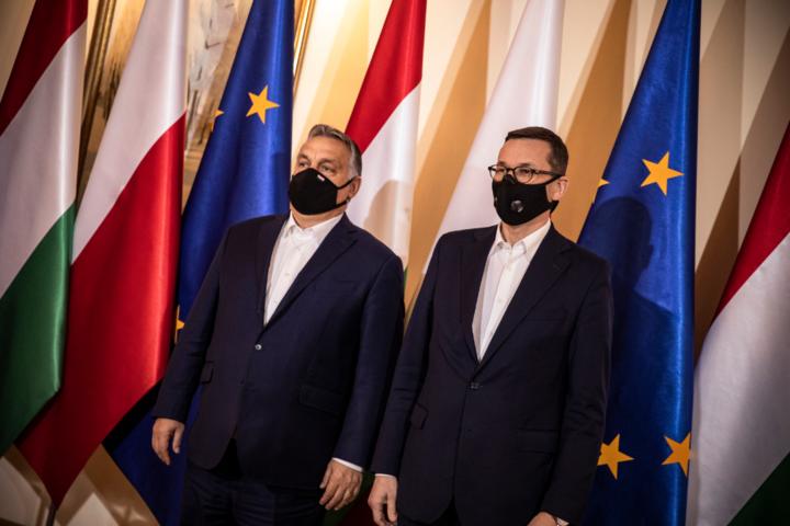 Újabb magyar-lengyel kormányfői egyeztetés