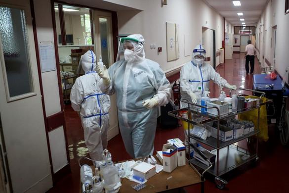 Egyre súlyosabb a járványhelyzet a nyugat-balkáni országokban