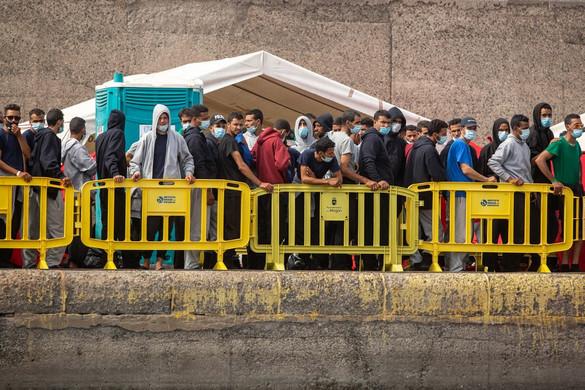 Migrációs robbanás a Kanári-szigeteken