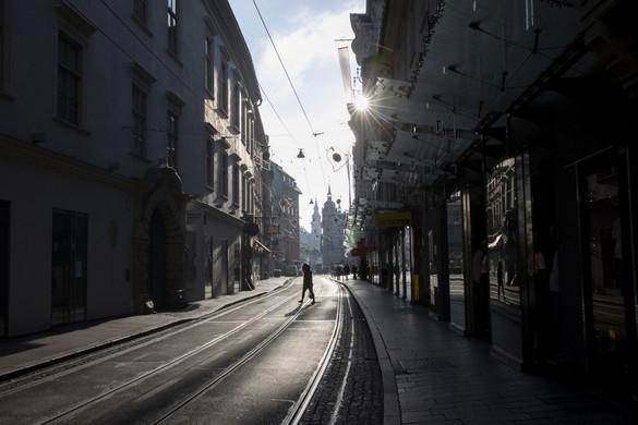 Karácsony után újabb átfogó zárlat jön Ausztriában