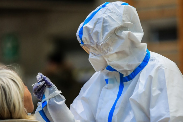 2623 újabb magyarnál azonosítottak koronavírus-fertőzést