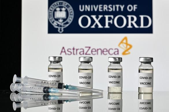 Az oxfordi vakcinának 62-90 százalék közötti a hatékonysága