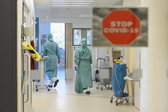 Ismét rekordot döntött a napi új esetek száma Németországban
