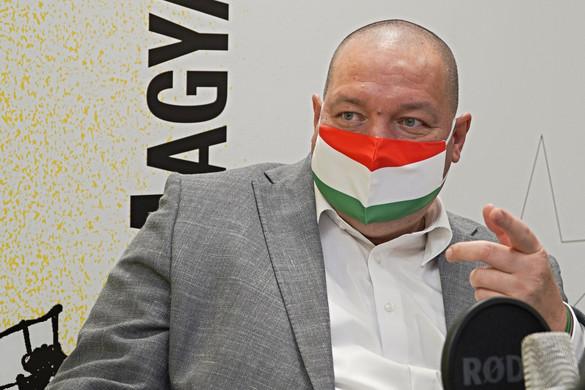 """""""Sosem szolgált magyar érdeket a baloldal"""""""
