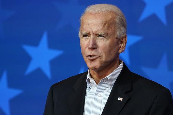 XXI. Század Intézet: Botrányos választással győzhet Biden