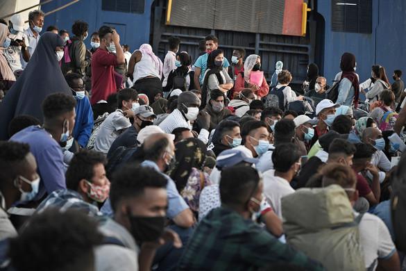 Erősödik a migráció a tengeri útvonalon