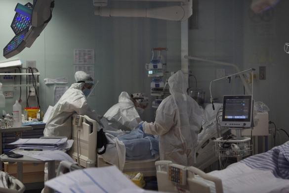 Meghalt 99 beteg, 4290-nel nőtt a fertőzöttek száma hazánkban