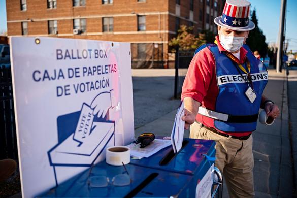 Az amerikai elnökválasztás háttere