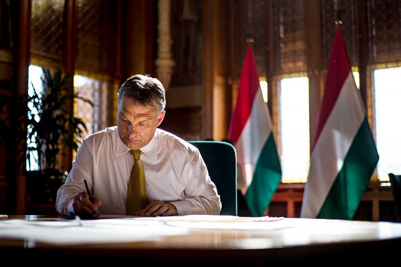Orbán Viktor: Bízunk a hit és az összefogás mindent legyőző erejében