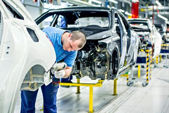 Októberben is nőtt az ipari termelés