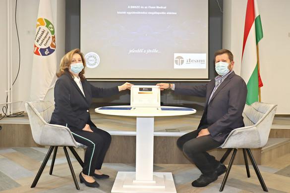 Orvosi háttérrel erősödik a járvány elleni védekezés a Budapesti Műszaki Szakképzési Centrumban