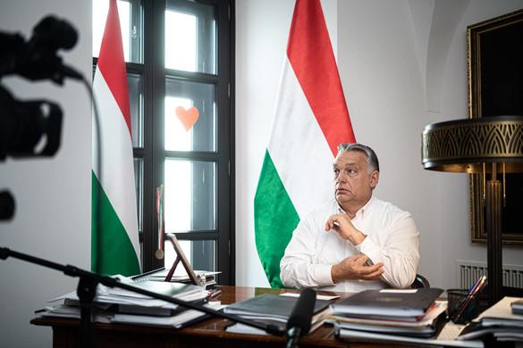 Orbán: A kormány az uniós szerződésekben garantált jogával élve vétózott