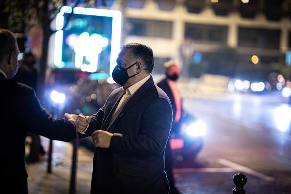 Orbán Viktor: A hét legnagyobb feladata a célzott tesztelés megindítása
