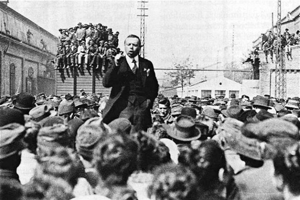 Kommunista államcsíny Magyarországon