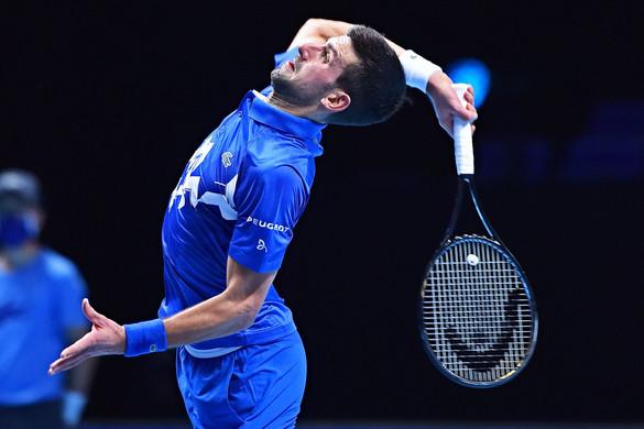 Nadal Medvegyevvel, Djokovics pedig Thiemmel csatázik a döntőbe jutásért