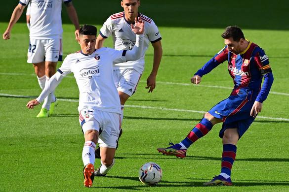 Lionel Messi a gyerekkorára és Maradonára emlékezett