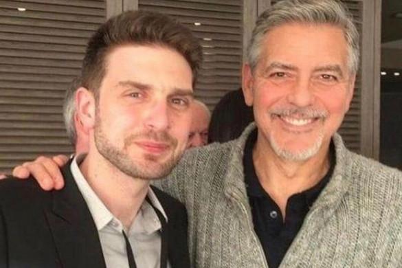 Menczer: Orbán Viktornak nincsenek álmatlan éjszakái George Clooney miatt