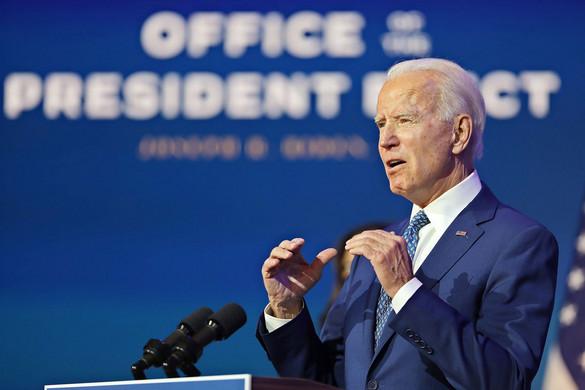 A járvány ellen készül Joe Biden
