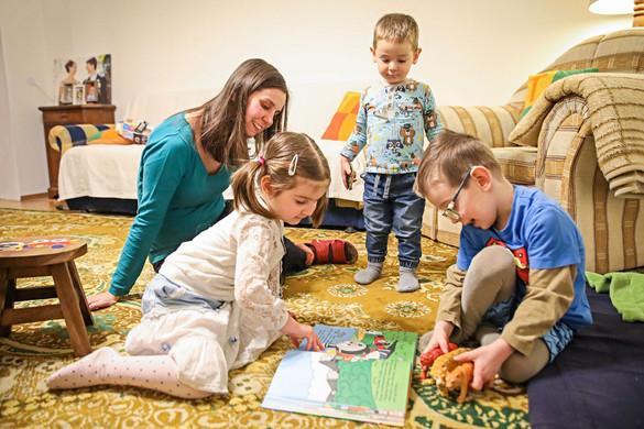 A gyermekvállalás fontos feltétele az önálló lakás