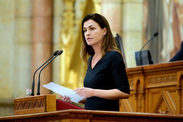 Varga Judit: Az alaptörvény-módosítás a haza és a családok biztonságát szolgálja