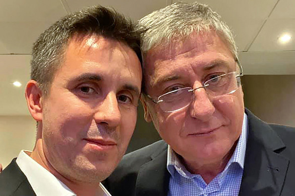 Czeglédy Csaba esete a Gyurcsány-bankházzal