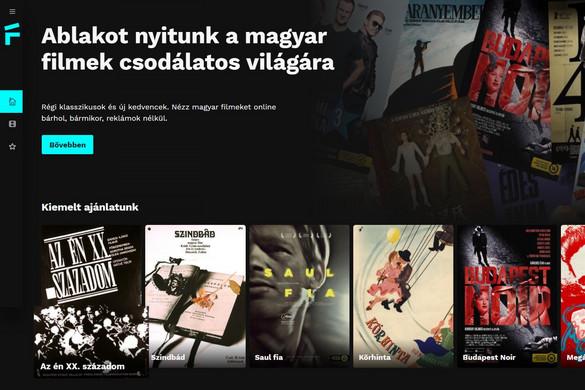 """Elindult a """"magyar Netflix"""""""
